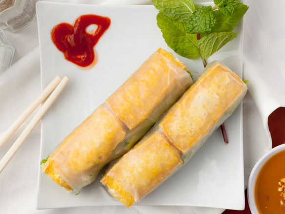 Tofu Spring Roll