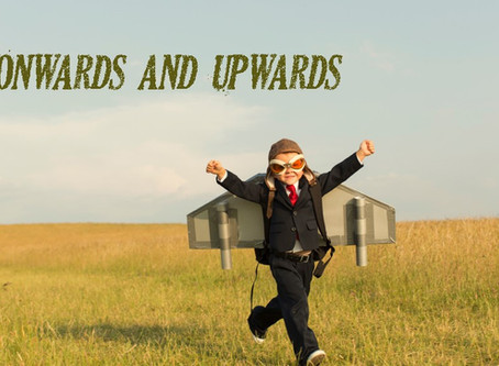 #3 Onward and upwards