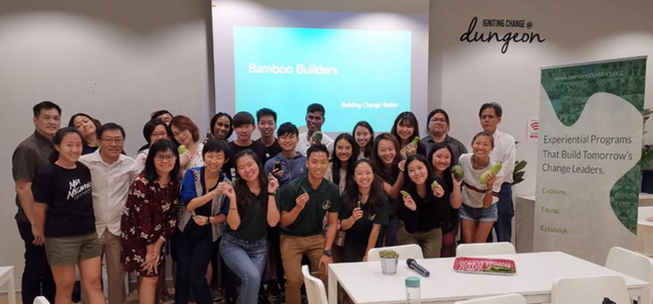 Gabriel's story and his purpose, his entire team's passion and hard work poured in, the friendship, the faithful love of his parents and family was heartwarming. ~ Julian Cheong