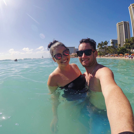 Travel VLOG: Las Vegas, LA & Hawaii