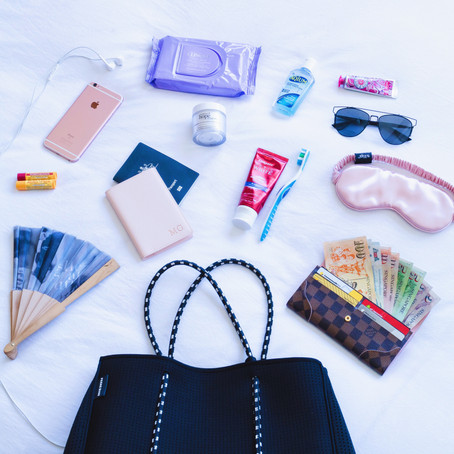 My 11 Carry-On Travel Essentials
