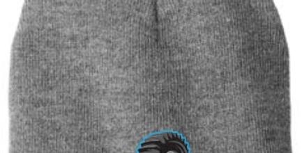 Gray Beanie 2