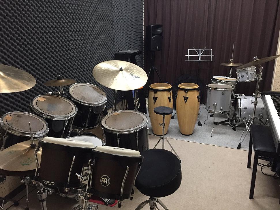 高崎ドラムレッスンスタジオ