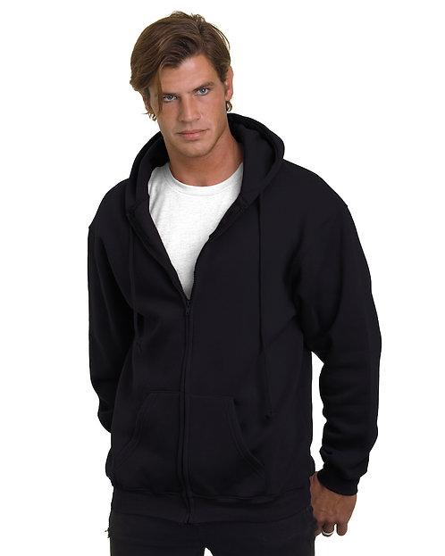 Full Zip Fleece Hooded