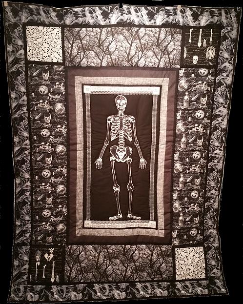 Skeleton Crew Quilt: Midnight Conjuring