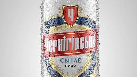 Chernigivske bottle