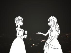 今更、百合バカップルが無茶するあのアニメについて語る