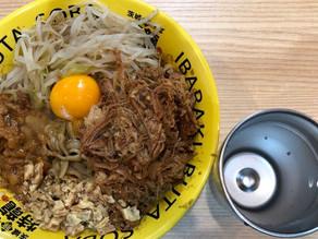 っょっょ麺のアブラと肉のラーメン|茨城
