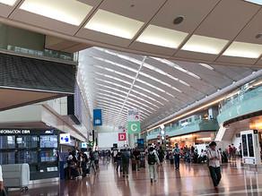 北海道旅行:空港と飛行機編