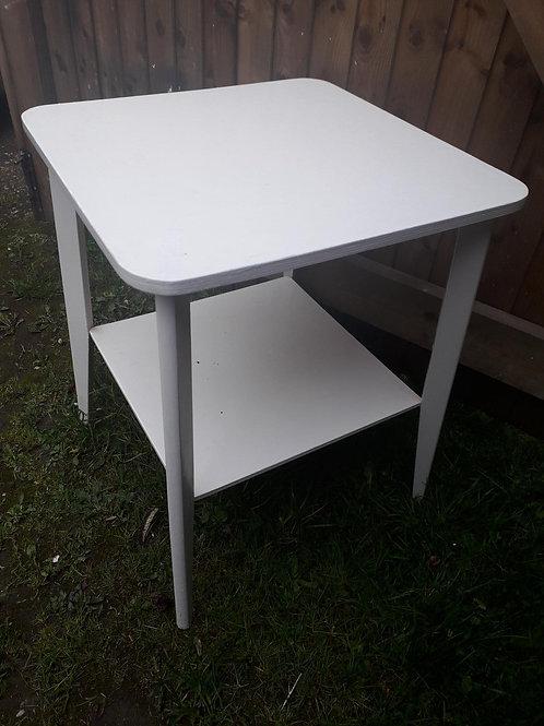 Mid -century side table