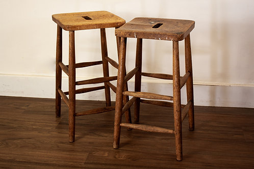 SOLD OUT -School Lab Stools -