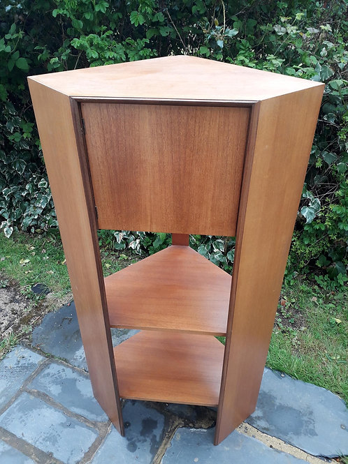 G-PLAN corner cabinet- storage
