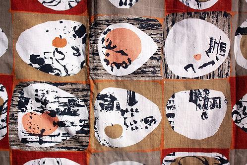 "Lucienne Day Curtains ""Cadenza"""