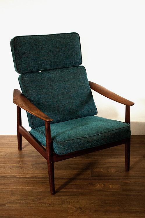 SOLD - Danish Chair - ARNE VODDER