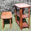 Thumbnail: SALE - Arts & crafts style- table TRIO