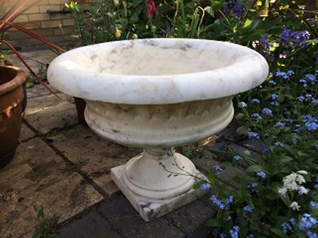 Marble urn - NOW SOLD