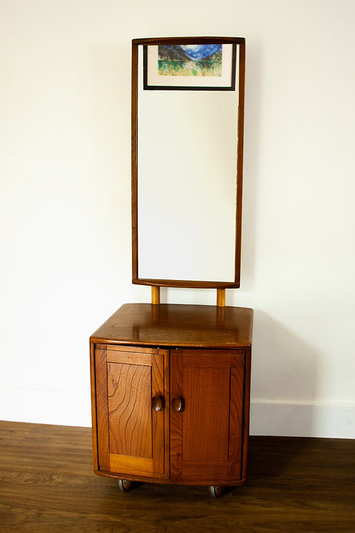 SOLD -Ercole mirror stand