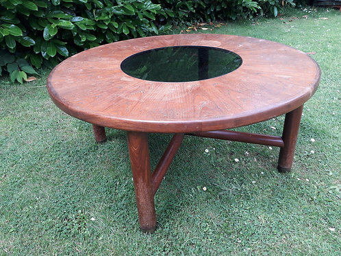 G PLAN Large round coffee table