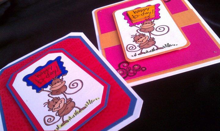Birthday Monkey (Monkey Collection)