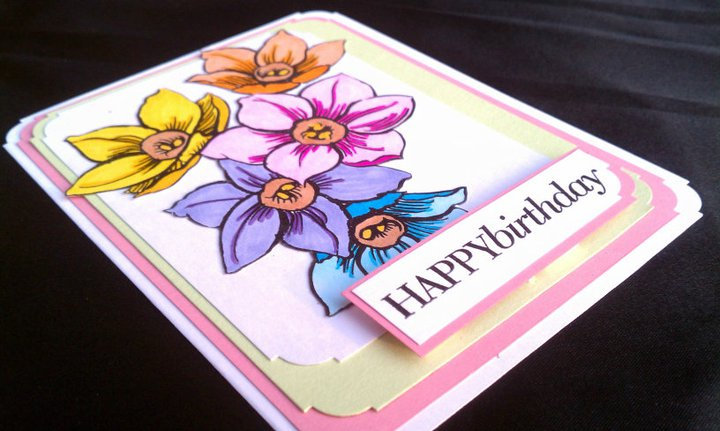 Soft Floral Birthday Wishes