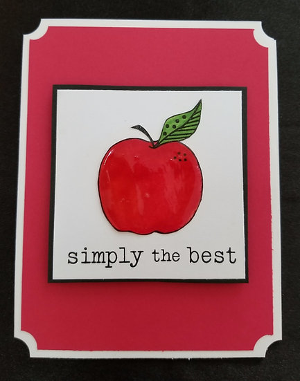 Simply the Best Apple
