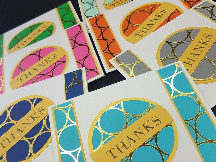 Circles of Appreciation (Pack of 10)