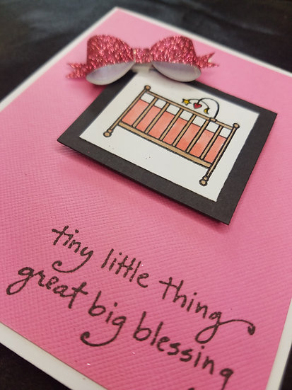 Tiny Thing Big Blessing