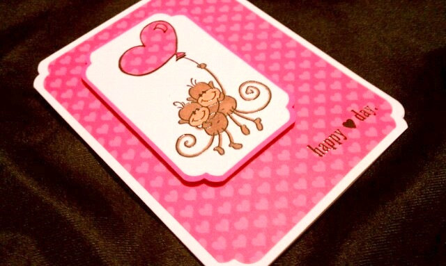 """Happy """"Heart"""" Day (Monkey Collection)"""