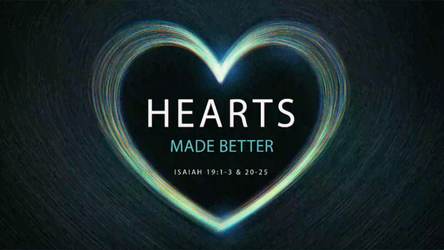 Hearts Made Better