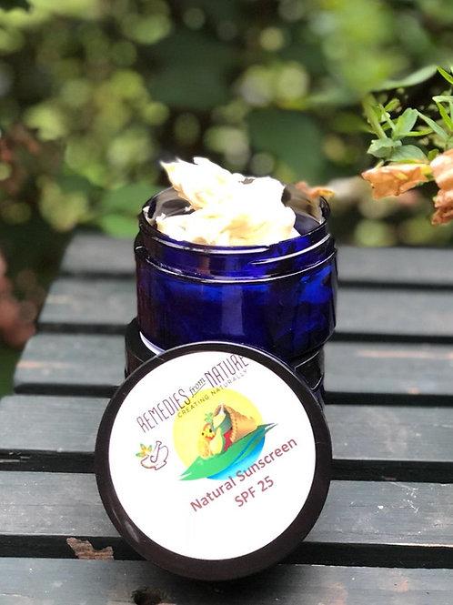 Sunscreen SPF 25