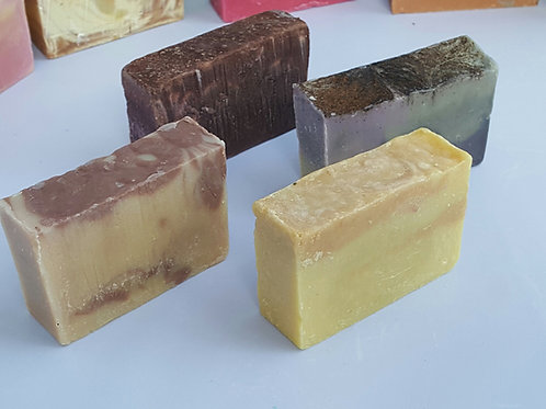 Soap-Vanilla Inspired