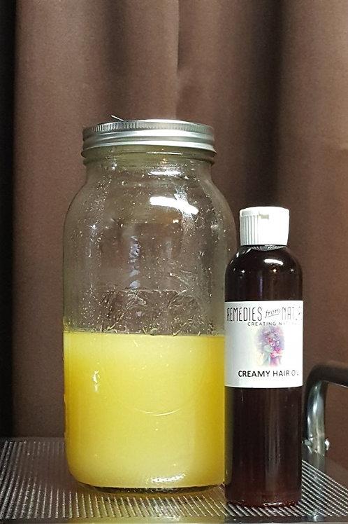 Creamy Hair & Scalp Oil