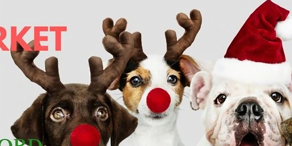 Santa Paws Christmas Market 2020