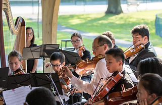 Royal Stage School of Music Community Orchestra  Concert NJ