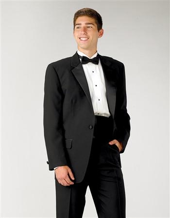 Men- Tux or Black Jacket