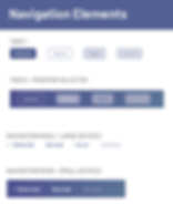 Style Guide - Navigation Elements.png