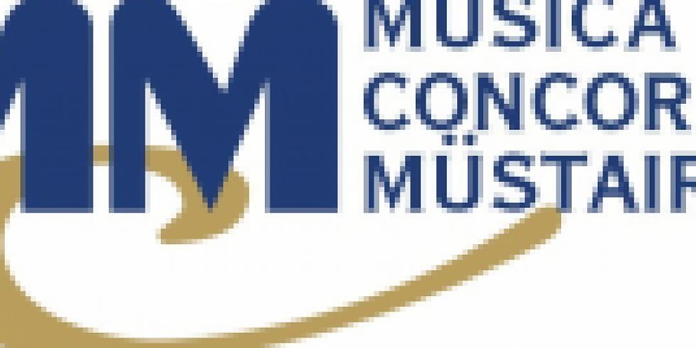 Musik grenzenlos - Platzkonzert mit 2 Musikkapellen