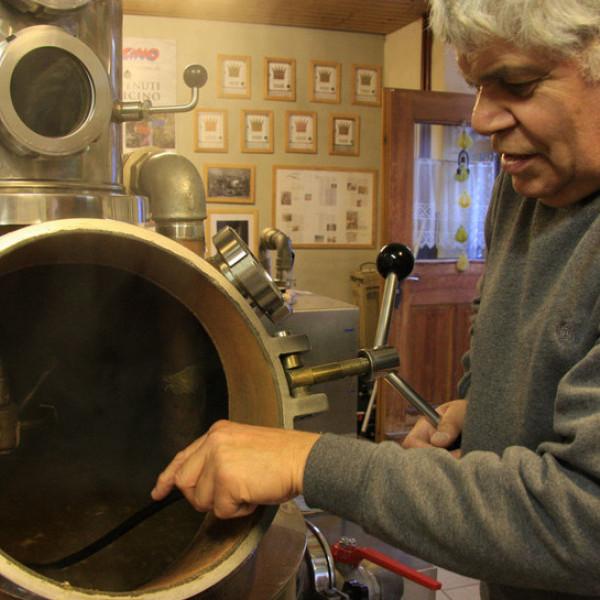 Führung der Distilleria Beretta