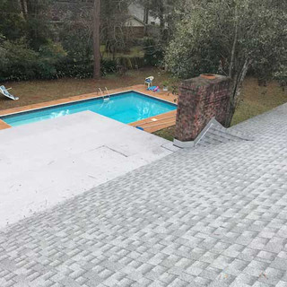 Shingle roof repalcement