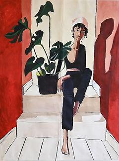 Lizbeth-Holstein-Sophia in red.jpg