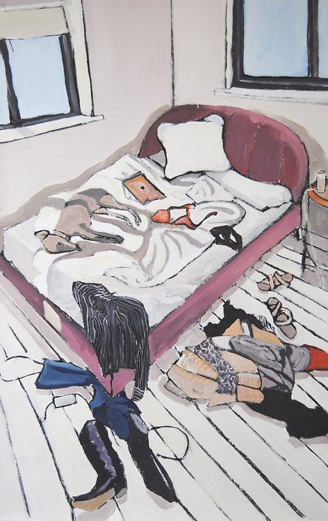 Lizbeth Holstein, Tidy Your Room
