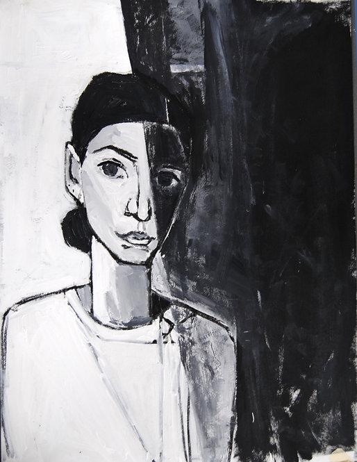 Lizbeth Holstein, Girl in the Shadow