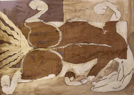 Ann Farley, Rolling horse
