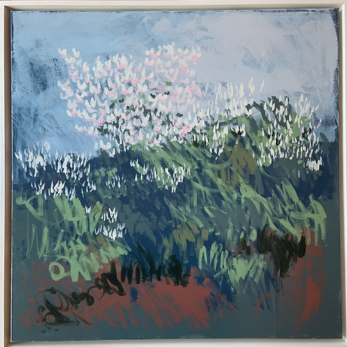 Claire Oxley, Magnolia and hawthorn