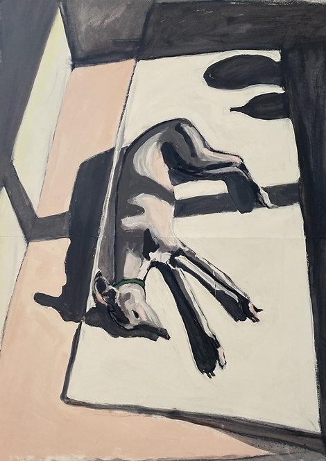Lizbeth Holstein, Nelly in the sun