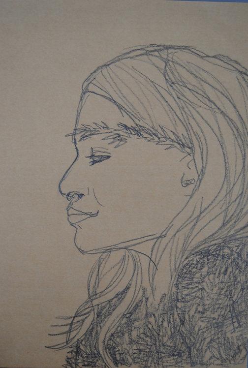 Lizbeth Holstein, Molly sketch 1