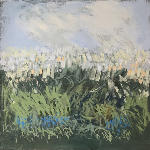 Claire Oxley, Hidden forget-me-nots