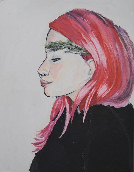 Lizbeth Holstein, Molly Study