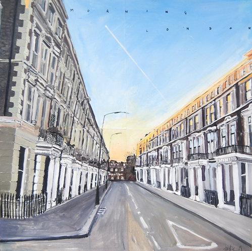 Lizbeth Holstein, Morning London