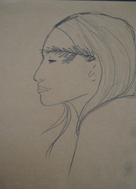 Lizbeth Holstein, Molly sketch 2